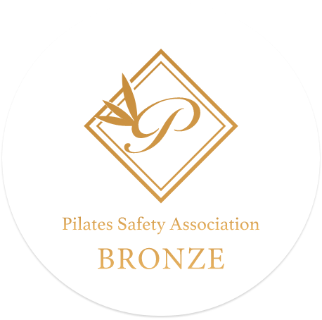 Pilates Safety Associationブロンズ